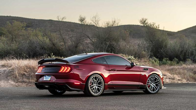 2020 Jack Roush Edition Ford Mustang