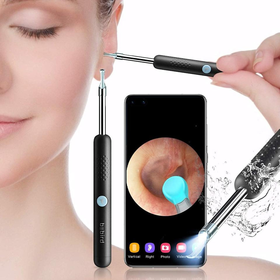 Dr. Catch Earwax Removal Tool with Camera