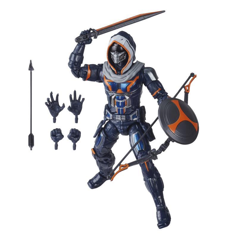 Hasbro Marvel Black Widow Legends Series Taskmaster (Photo: Hasbro)