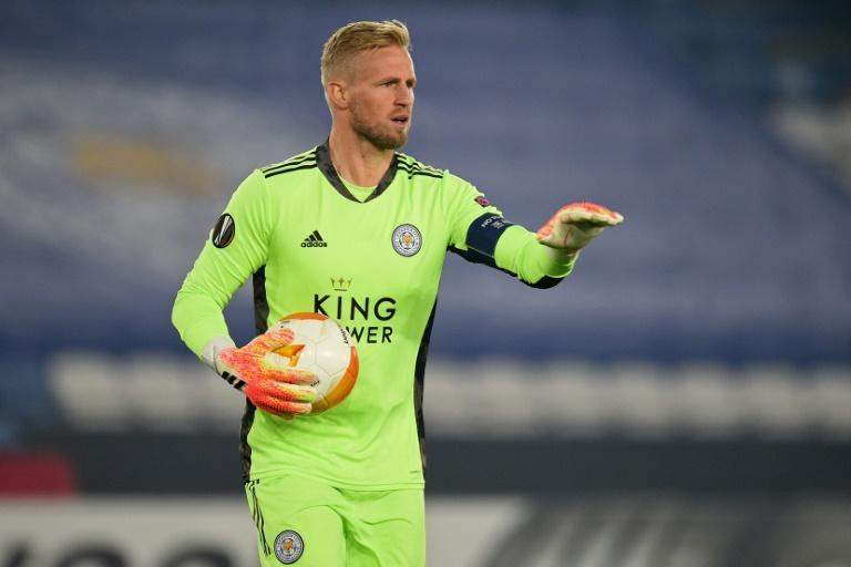 Denmark goalkeeper Kasper Schmeichel will not be available for Wednesday's friendly against Sweden