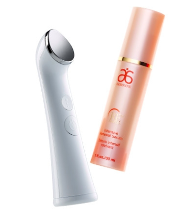 "<p><strong>What it does: </strong>Arbonne worked on developing this low-level ultrasonic device for more than three years. It emits approximately 300,000 waves per second via gentle vibration for even delivery of skin care products. <strong>Who it's for: </strong>Dermatologist-<a rel=""nofollow"" href=""https://www.arbonne.com/discover/products/geniusultra.shtml"">tested</a> and suitable for all skin types. Great for use with anti-aging and complexion-boosting products but designed for all ages and skin concerns. <strong>How to use it: </strong>Apply skin care to cleansed skin with fingers. Turn on the <a rel=""nofollow"" href=""https://www.arbonne.com/discover/products/geniusultra.shtml"">Arbonne Genius Ultra</a> ($241.20) and select your desired level of warmth (32°C, 34°C, or 36°C) by pressing the ""Comfort"" button one, two, or three times until the appropriate LED is illuminated. Using a circular motion, slowly and gently move the Activator around in overlapping circle. The tool will automatically turn off after one minute. Pat any remaining skin care product onto the skin. Avoid use directly on the eye or the eyelids. (Photo: Arbonne) </p>"