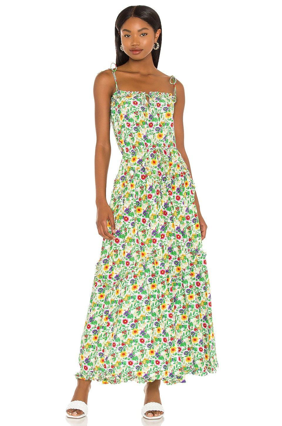 <p>You can't help but smile in this <span>Swf Dynamic Dress</span> ($329).</p>