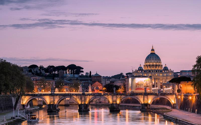 Rome combines combines the intimacy and human scale of a village with the cultural draws of a historic, art-laden European metropolis - ©2018 Roberto Moiola