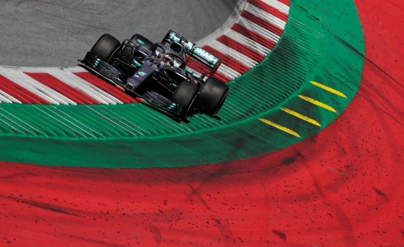 F1 set for a series of firsts with revised race calendar