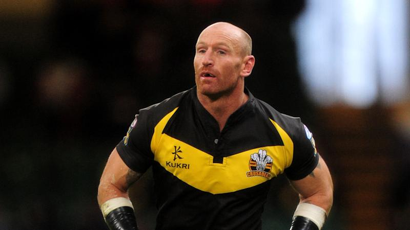 Royal support for Gareth Thomas as he reveals HIV positive status
