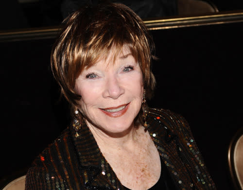 """<p>Sachi Parker is the only child of Steve Parker and Shirley MacLaine, who took home an Oscar in 1984 for Actress in a Leading Role for """"Terms of Endearment."""" Parker, who has appeared on shows like """"Star Trek: The Next Generation,"""" also published a book about growing up with her famous mother. (Photo by Stefanie Keenan/Getty Images for CDG) </p>"""