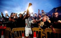 The Wider Image: A year without fans lays bare soccer's true soul