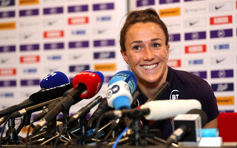 Lucy Bronze - Naomi Baker/FIFA via Getty Images