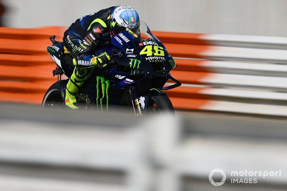 """Valentino Rossi - GP de Saint-Marin<span class=""""copyright"""">Gold and Goose / Motorsport Images</span>"""