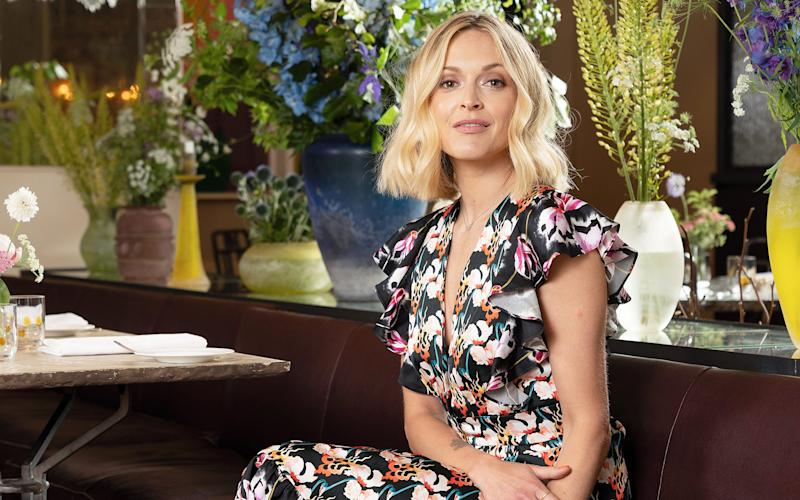 Fearne Cotton - Andrew Crowley for the Telegraph