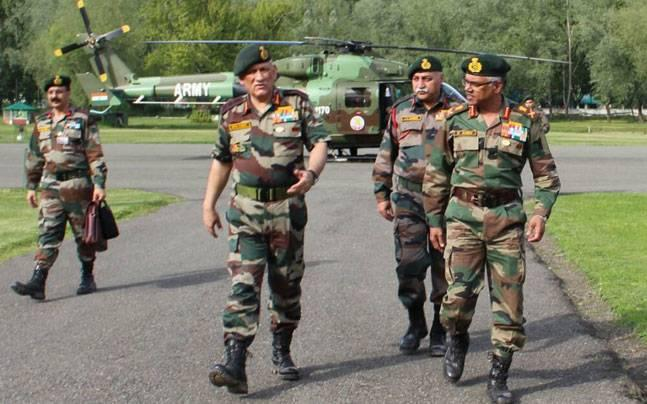 Pakistan mutilates Indian soldiers: Army chief in Kashmir to assess situation along LoC