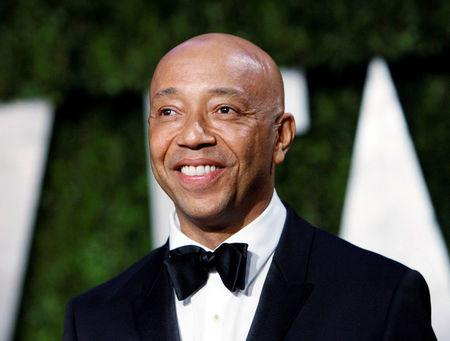 FILE PHOTO: Def Jam co-founder Simmons arrives at the 2010 Vanity Fair Oscar party in West Hollywood