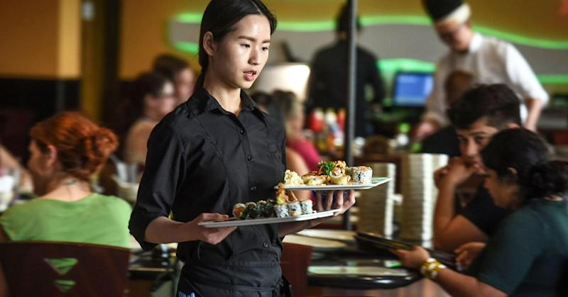 More trouble for restaurants: Loyal customers are cutting back