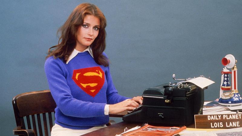 Twitter mourns Superman actress Margot Kidder Video