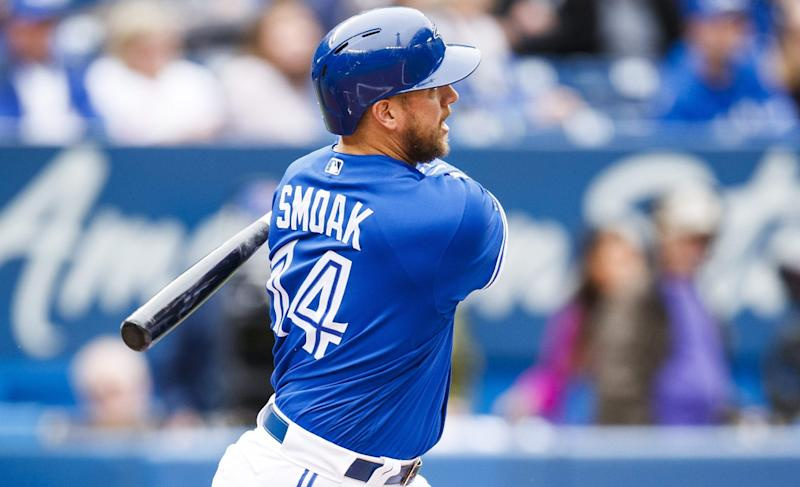 Brewers reportedly strike a deal with 1B Justin Smoak