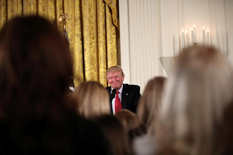NORC Poll: Most disapprove of Trump, except on economy