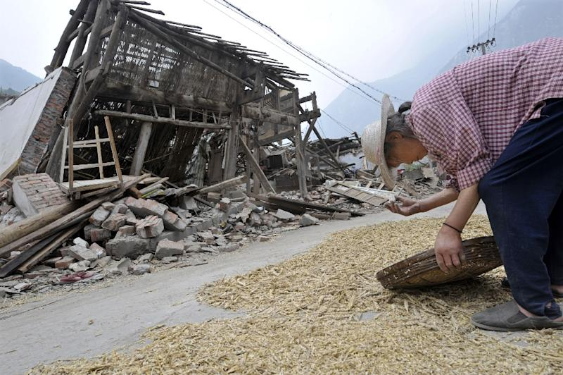 A massive 8.0-magnitude earthquake in 2008 in China's Sichuan province left 87,000 people dead or missing