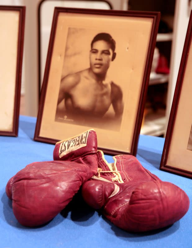 On this day: Born May 13, 1914: Joe Louis, American boxer