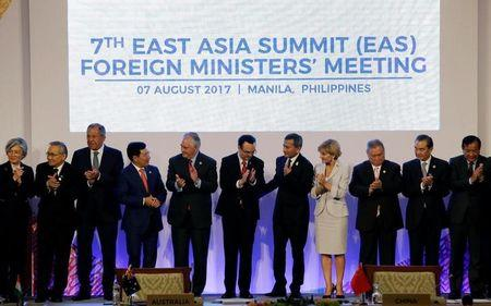 Asean, China adopt S.China Sea 'code of conduct' framework
