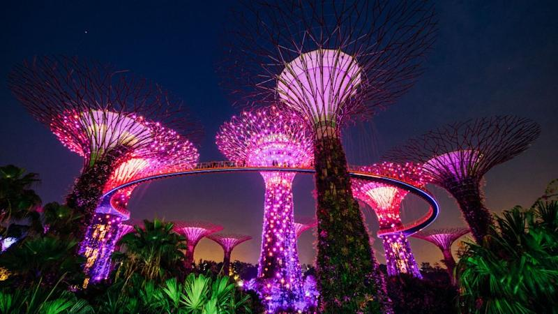 Garden By The Bay Baby gardensthe bay to feature largest lantern display yet during