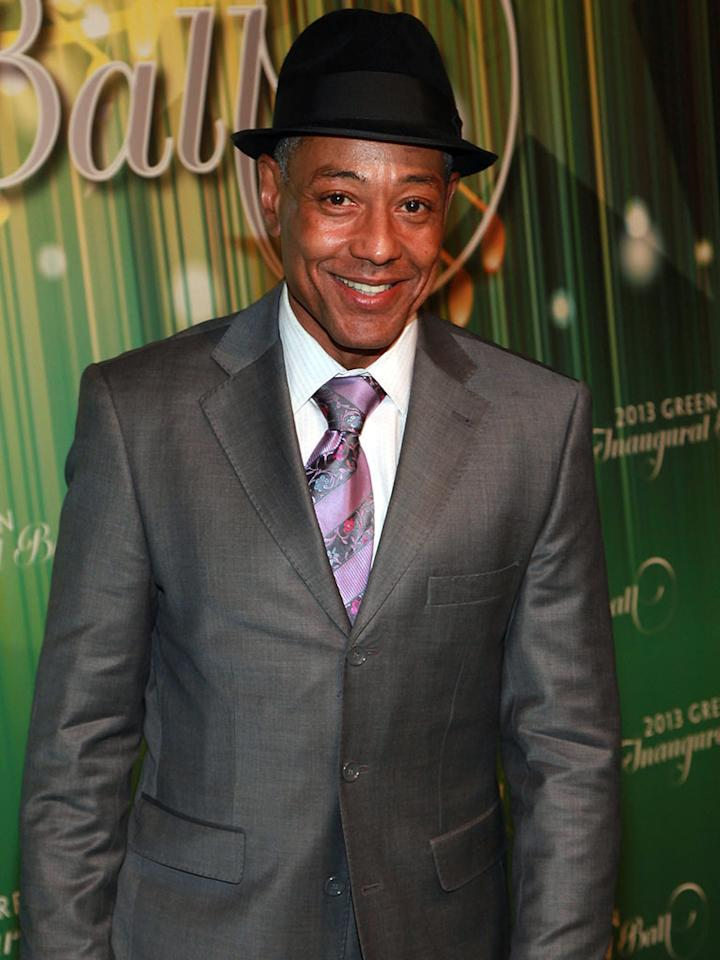 """""""Revolution"""" and """"Breaking Bad"""" star Giancarlo Esposito is a guest of American Urban Radio Networks."""