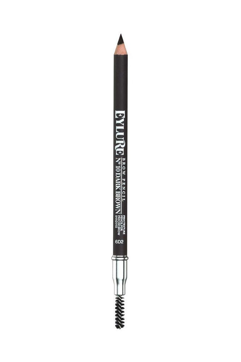 Enriched with vitamins and essential oils, Eyelure's Brow Pencil ($7) manages to encourage hair growth while simultaneously keeping arches beautifully well-coiffed.