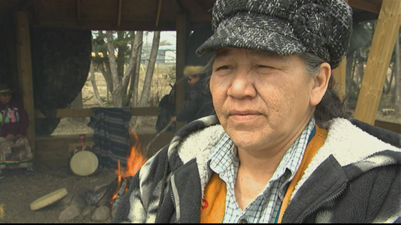 'She's in a good place,' says elder who found body of Serena McKay, as vigil begins in Sagkeeng