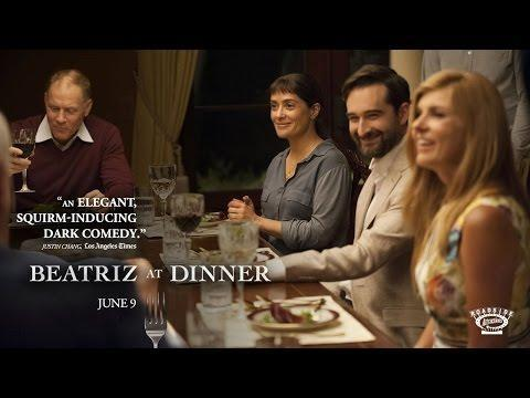"""<p>I didn't know what to expect when first watching <em>Beatriz at Dinner</em>, but what was presented to me as a comedy felt more like a satire wrapped in barbed wire. I was intrigued. Puerto Rican director Miguel Arteta brilliantly directs a movie about a Mexican immigrant trying to build a career as a health practitioner who ends up getting invited to a dinner where she goes head-to-head with someone who represents everything she despises. The result is one of the tensest dinner discussions I have ever seen. Salma Hayek's titular character sheds light on issues in American society regarding race, class, and culture as she interrogates her fellow guests and tries to gain a better understanding of who's sharing her company. The sharp and timely social commentary is meant to discomfort audiences and get them to reflect on what they would do if they were in Beatriz's situation, dealing with of what would now be seen as members of Trump's America. —<em>Juan</em></p><p><a class=""""link rapid-noclick-resp"""" href=""""https://www.amazon.com/Beatriz-at-Dinner-Salma-Hayek/dp/B071W9T5DK?tag=syn-yahoo-20&ascsubtag=%5Bartid%7C10051.g.37596674%5Bsrc%7Cyahoo-us"""" rel=""""nofollow noopener"""" target=""""_blank"""" data-ylk=""""slk:Watch Now on Prime Video"""">Watch Now on Prime Video</a></p><p><a href=""""https://www.youtube.com/watch?v=bCLNTmNj5bI&t=78s&ab_channel=RoadsideFlix"""" rel=""""nofollow noopener"""" target=""""_blank"""" data-ylk=""""slk:See the original post on Youtube"""" class=""""link rapid-noclick-resp"""">See the original post on Youtube</a></p>"""