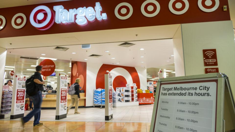 All the Target stores closing in 2021. Source: Getty