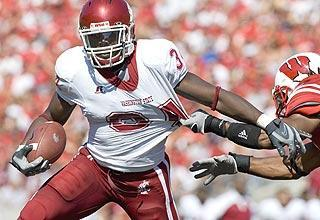 Ivory's three seasons at Washington State was marked by inconsistency and injuries. He was kicked off the team in his senior year