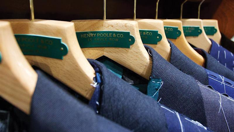 Henry Poole suits