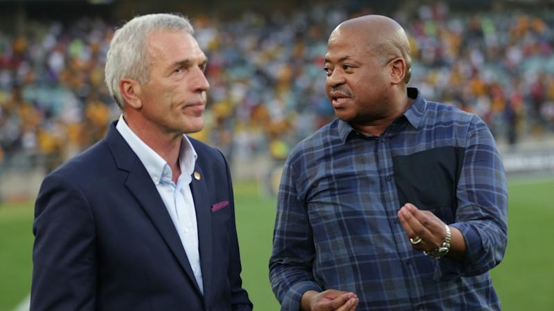 Kaizer Chiefs haven't discussed Middendorp's future - Bobby Motaung