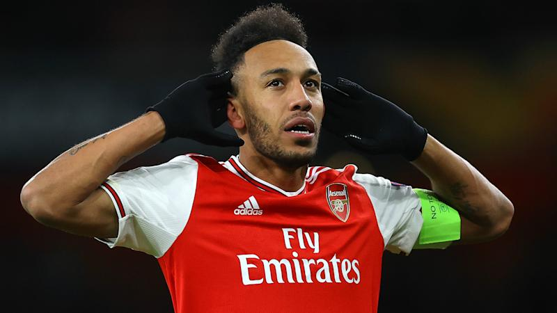 'If Real Madrid or Barcelona want Aubameyang, he'll go' – Nicholas still hoping Arsenal can do deal with 'goal machine'