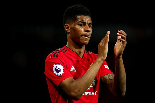 Marcus Rashford signs new four-year deal at Manchester United