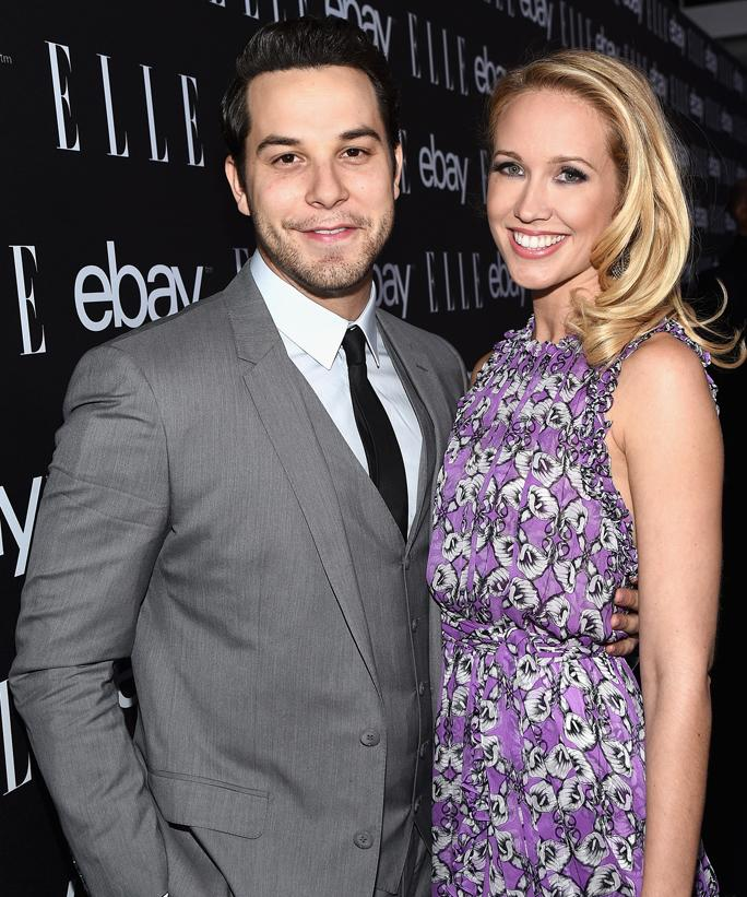 Anna Camp Wedding.Anna Camp Changed Into A Super Sassy Look For Her Wedding Reception