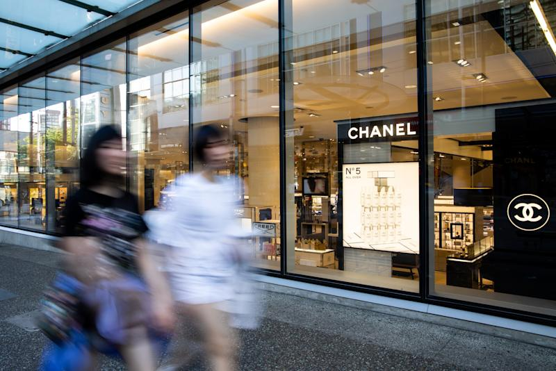 Fashion Titans Chanel, H&M Sign Pact to Curb Environmental Damage
