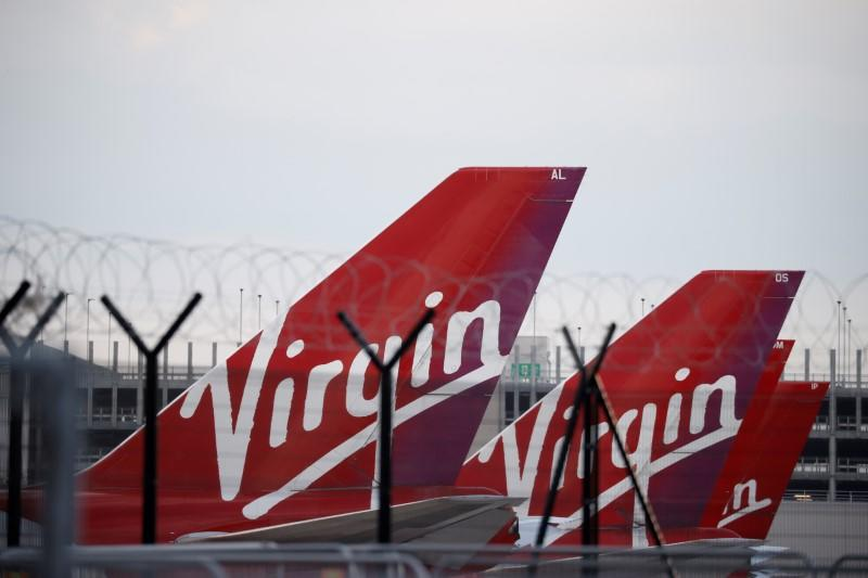 Virgin Atlantic says to restart some flights on July 20