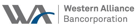 Western Alliance Bancorporation Announces Second Quarter 2020 Earnings Release Date, Conference Call and Webcast