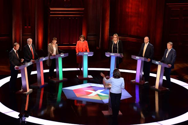 Televised election debates have become the norm yet usually cause controversy (Picture: PA)