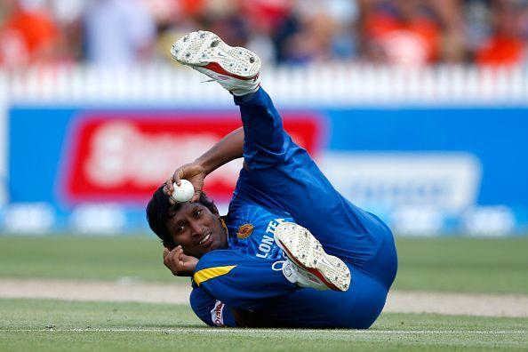 Mendis has toiled hard for the Spartans so far.