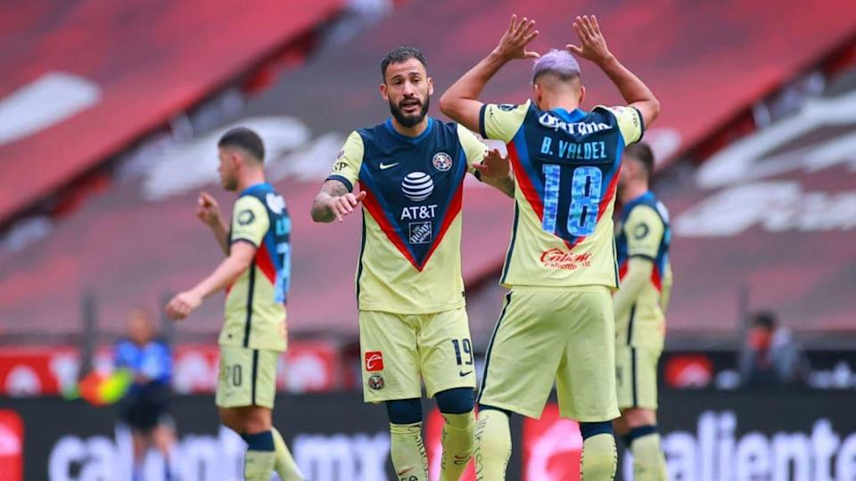 Toluca v America - Torneo Guard1anes 2021 Liga MX | Hector Vivas/Getty Images