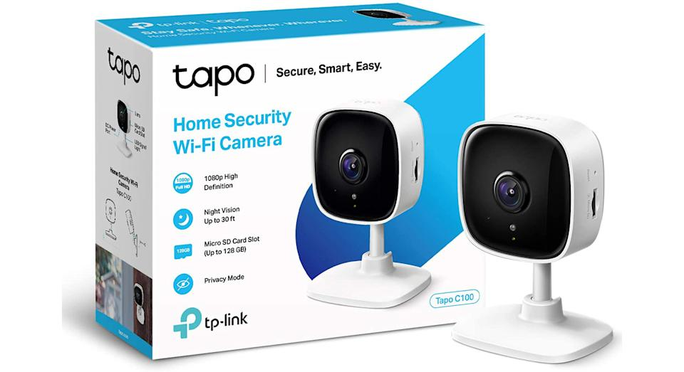 TP-Link Tapo Mini Smart Security Camera
