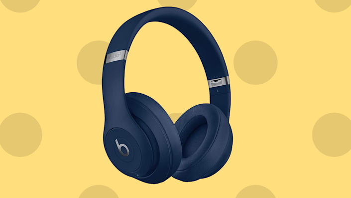 Save nearly 20 percent on these Beats Studio3 Wireless Noise Canceling Headphones. (Photo: Amazon)