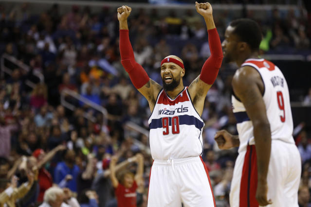 Wizards signing Drew Gooden for remainder of season