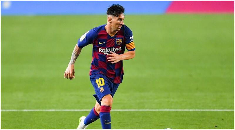 Rebellion Against Lionel Messi in Barcelona Camp as Team Heads for Champions League 20019-20?