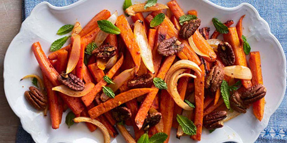 "<p><a rel=""nofollow"" href=""https://www.womansday.com/food-recipes/food-drinks/g1969/sweet-potato-recipes/"">Sweet potato fans</a>, rejoice! Here are the best recipes to try <a rel=""nofollow"" href=""https://www.womansday.com/thanksgiving-recipes/"">this Thanksgiving</a> if you want a quick and easy version of your favorite side. These dishes are packed with flavor, so just don't be surprised when it's all guests want to talk about post-dinner.</p>"