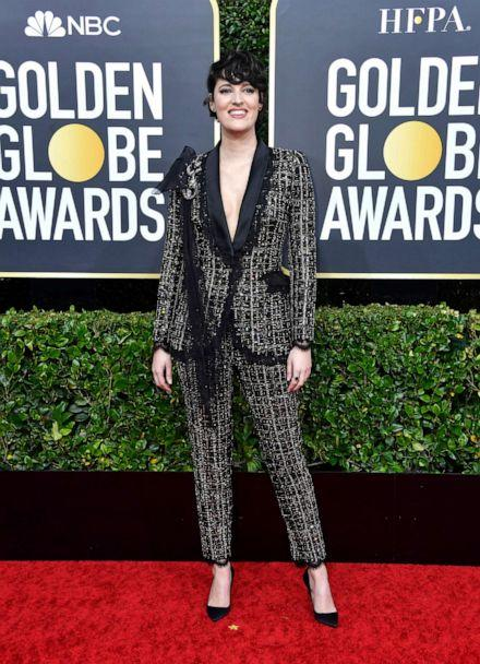 PHOTO: Phoebe Waller-Bridge attends the 77th Annual Golden Globe Awards at The Beverly Hilton Hotel on Jan. 05, 2020, in Beverly Hills, Calif. (Frazer Harrison/Getty Images)