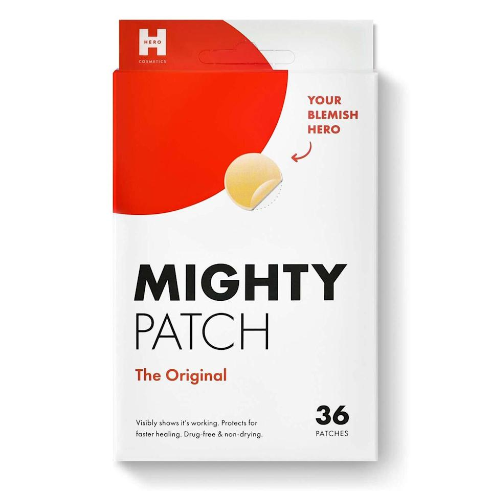 Mighty Patch Original - Hydrocolloid Acne Pimple Patch
