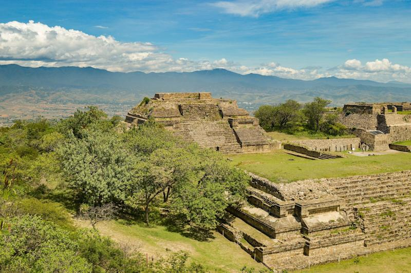 Monte Albán is among the world's richest Mesoamerican archeological sites and is located some 20 minutes from the center of Oaxaca.