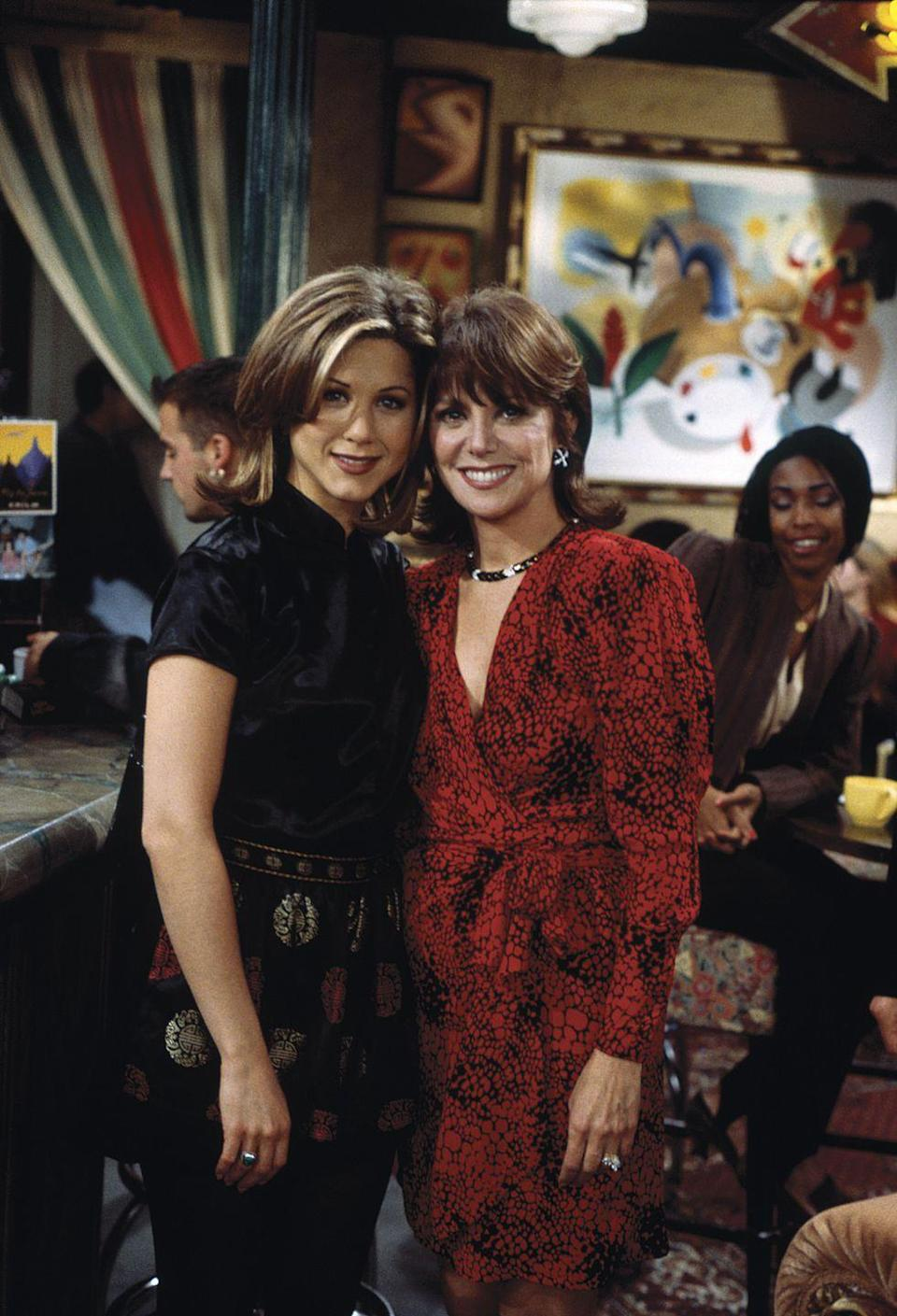 <p>Marlo was more than familiar with working on sitcoms before she appeared on <em>Friends </em>as Rachel Green's mom. The actress starred in her own television show, <em>That Girl, </em>in the late '60s. </p>